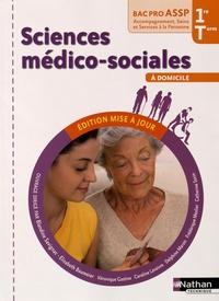 Blandine Savignac - Sciences médico-sociales 1ere Tle bac pro ASSP.