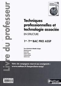 Techniques professionnelles et technologie associée en structure 1e et Tle Bac pro ASSP - Livre du professeur.pdf