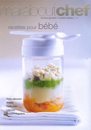Blandine Vié - Recettes pour bébé.