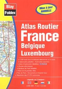 Atlas routier France Belgique Luxembourg.pdf