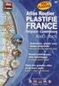 Blay-Foldex - Atlas Routier plastifié France Belgique-Luxembourg.