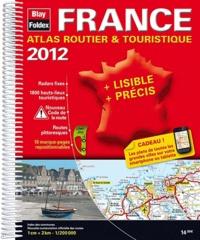 Blay-Foldex - Atlas routier & touristique France - 1/200 000.