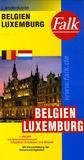 Falk - Belgien Luxemburg - 1/300 000.
