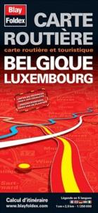 Histoiresdenlire.be Belgique Luxembourg - 1/250 000 Image