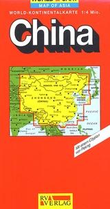 RV Verlag - Chine - 1/4 000 000.