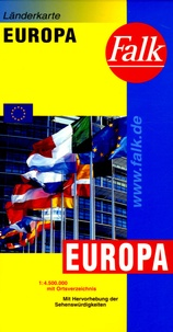 Falk - Europe - 1/4 500 000.