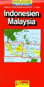 RV Verlag - Indonesie Malaisie - 1/2 000 000.