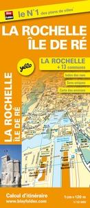 Blay-Foldex - La Rochelle - Ile de Ré - 1/12 000.