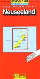 RV Verlag - Nouvelle-Zélande - 1/2 000 000.