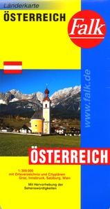 Falk - Österreich/Austria - 1/300 000.