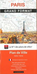 Blay-Foldex - Paris grand format - 1/10 000. 1 Plan détachable