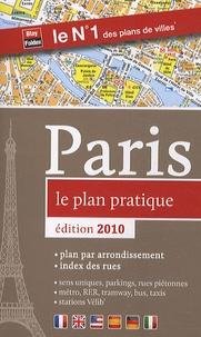 Histoiresdenlire.be Paris - Le plan pratique Image