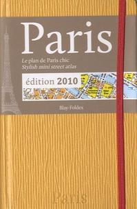 Blay-Foldex - Paris - Le plan de Paris chic.