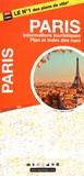 Blay-Foldex - Paris - 1/15 000, avec livret.