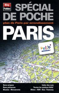 Blay-Foldex - Plan de Paris par arrondissement.