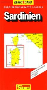 RV Verlag - Sardinien - 1/300 000.