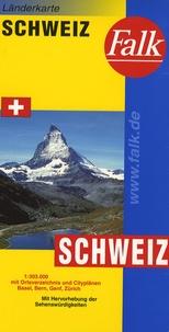 Falk - Schweiz - 1/303 000.