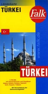 Falk - Turquie - 1/750 000.
