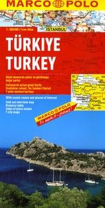 Marco Polo - Turquie - 1/800 000.