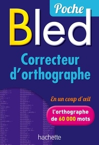 Bled - Correcteur d'orthographe.