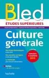 Bled Sup Culture Générale.