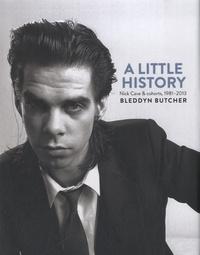 Bleddyn Butcher - A Little History.