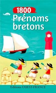 Bleuzen Du Pontavice et Gilles Du Pontavice - 1800 prénoms bretons.