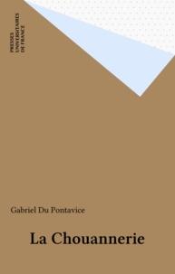 Bleuzen Du Pontavice - La chouannerie.