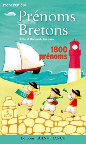 Bleuzen Du Pontavice et Gilles Du Pontavice - Prénoms bretons.