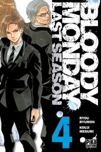 Kouji Megumi - Bloody Monday Saison 3 T04 - Last Season.