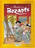 Bloz et  KarinKa - Le Musée des Bozarts Tome 1 : Impressionnants impressionnistes.