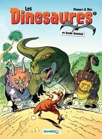 Bloz et Arnaud Plumeri - Les dinosaures en bande dessinée Tome 1 : .