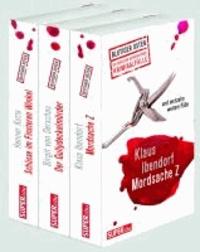 Blutiger Osten Sparpaket Staffel 5 - Der Gullydeckelmörder / Mordsache Z / Schüsse im Finsteren Winkel.
