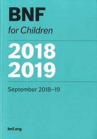 BNF - BNF for Children - September 2018-19.
