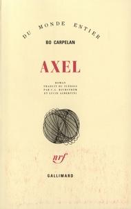 Bo Carpelan - .