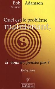 Deedr.fr Quel est le problème maintenant, si vous n'y pensez pas ? Image