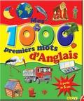Bob Bampton et Oliver Bieber - Mes 1000 premiers mots d'Anglais.