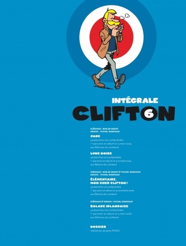 Clifton Intégrale Tome 6