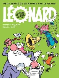 Bob De Groot et  Turk - Léonard Hors-série : Petit traité de la nature par le grand Léonard - Le génie est dans le pré !.