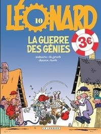 Bob De Groot et  Turk - Léonard Tome 10 : La guerre des génies.