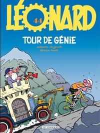Bob De Groot et  Turk - Léonard Tome 44 : Tour de génie.