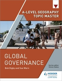 Ebooks italiano télécharger A-level Geography Topic Master: Global Governance (Litterature Francaise) iBook