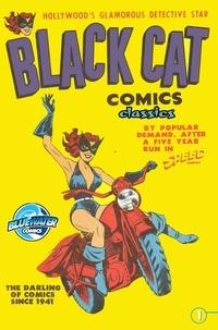 Bob Haney et Joe Kubert - Black Cat Classic Comics #1 - Haney, Bob.
