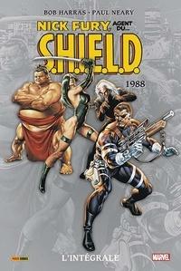 Bob Harras et Paul Neary - Nick Fury, agent du S.H.I.E.L.D. Tome 4 : L'intégrale : 1988.