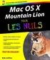 Bob LeVitus - Mac OS X Mountain Lion pour les nuls.