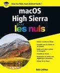 Bob LeVitus - MacOS High Sierra pour les nuls.