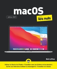 Bob LeVitus - MacOS pour les nuls - Edition Big Sur.