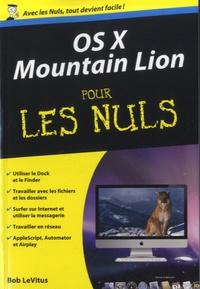 OS X Mountain Lion pour les nuls.pdf