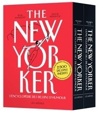 Bob Mankoff - The New Yorker, L'encyclopédie des dessins d'humour - Coffret en 2 volumes.