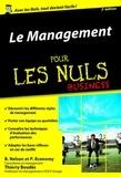 Bob Nelson et Peter Economy - Le management pour les nuls business.